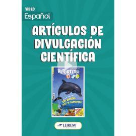 Artículos de divulgación científica