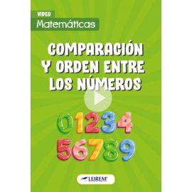 Comparación y orden entre los números