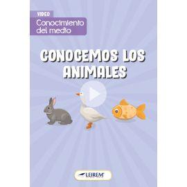 Conocemos los animales