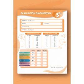 Evaluaciones 3º - Edición 2020