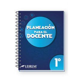 Planeación para el Docente 1º - 2021