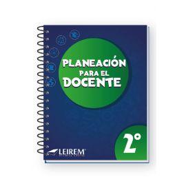 Planeación para el Docente 2º - 2021