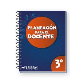 Planeación para el Docente 3º - 2021