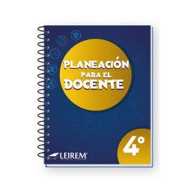 Planeación para el Docente 4º - 2021