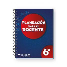 Planeación para el Docente 6º - 2021