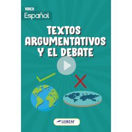 Textos argumentativos y el debate