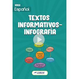 Textos informativos - Infografía